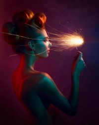 "Behind The Scenes with PHLearn: ""Light My Fire"" Free Photography Tips Tutorials Reviews and Wordpress Themes 