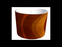 MySoti - VivianaPhotoArt - 'Retro abstract'- Lampshade