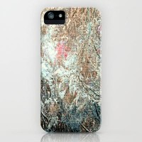 Winter ends iPhone Case by pascal | Society6