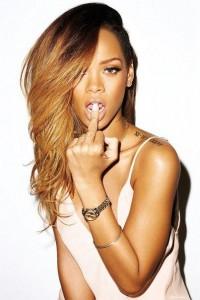 Cara & Rihanna