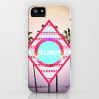 LIFE, SURF, LOVE iPhone Case by Nika | Society6