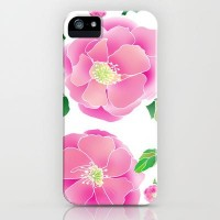 Floribunda iPhone Case by Catherine Holcombe | Society6