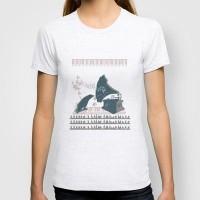 singer - ANALOG zine T-shirt by Viviana González | Society6