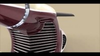 Animation of the Week: Mark Senger's Buick Bombrunner Motorbike Concept - KeyShot