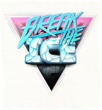 'Break the Ice' typographic piece via... | SerialThriller™