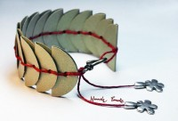 JOYAS DE PAPEL: pulsera | Flickr - Photo Sharing!