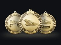 Nike+ Active Medallions by Ray Sison