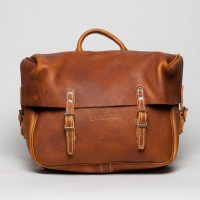 (205) Fancy - Vintage English Bag by Yuketen