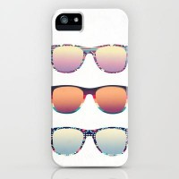 PUT YOUR GLASSES ON ... iPhone Case by Nika | Society6
