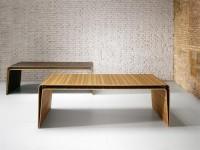 Minimalist Wood Desk by Haworth