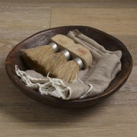 Medium Traditional Wooden Bowl | west elm
