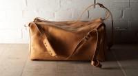 hard graft / Weekend Bag #OldFashioned