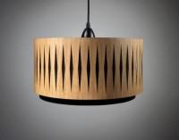 Laser Cut Wooden Lampshades - Design Milk