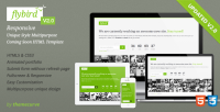 Site Templates - Flybird - Coming Soon Page | ThemeForest