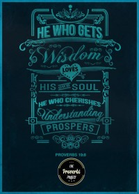 Proverbs Typographic Project Michael Masinga | Abduzeedo Design Inspiration & Tutorials