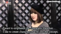 Manga artist interview - Shin Shinmoto - 1/2 - English subtitle - YouTube