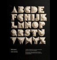 40 Fun Alphabets Made of Anything - Blog of Francesco Mugnai