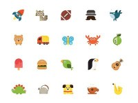 Nook HD icons by eva galesloot