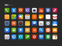 MIUI system icon by Yuekun