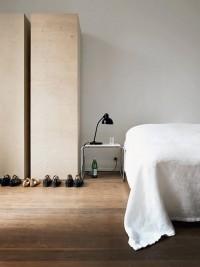 Minimal bedroom interior | Murray Mitchell