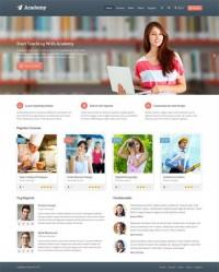 Academy, WordPress Premium Learning Management Theme | WP Download
