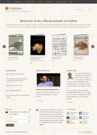 Publisher, Premium WordPress Book Store Theme | WP Download