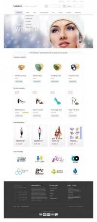 Cumico, Premium WordPress Clean Minimalistic eCommerce Theme | WP Download