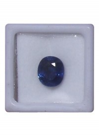 5.43 Carat Blue Sapphire 9.05 Ratti - Gems
