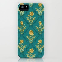 Damask Rose iPhone Case by Belle13 | Society6