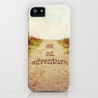 Seek out adventure iPhone Case by Sylvia Cook Photography | Society6
