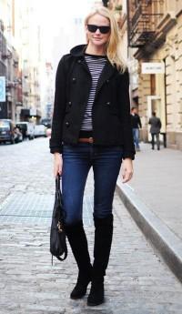 Street Fashion – New York Street Fashion on ELLE — Page 3