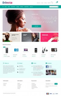 Dilecta, Premium PrestaShop Responsive Shop Theme | Premium Download