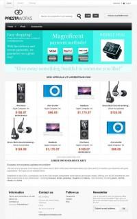Concordia, Prestashop Premium Responsive Retina Theme | Premium Download