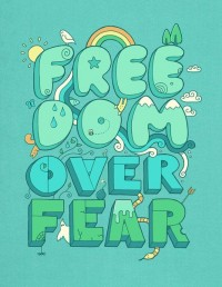 visualgraphic: Freedom Over Fear | SerialThriller™