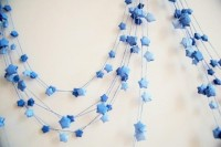 Ombre Star Garland | Say Yes to Hoboken