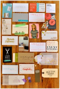 Best of Alt :: Creative Biz Cards | Camille Styles