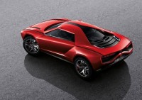 Italdesign Parcour Concept - Car Body Design