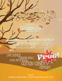 Fall Fair Poster | Flickr - Photo Sharing!