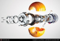 -= Country: United Kingdom Software: Maya...Dyson DC24 Exploded Ball, Lee Wilson =-