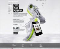 Emelie Ivansson - Nike Free + NTC