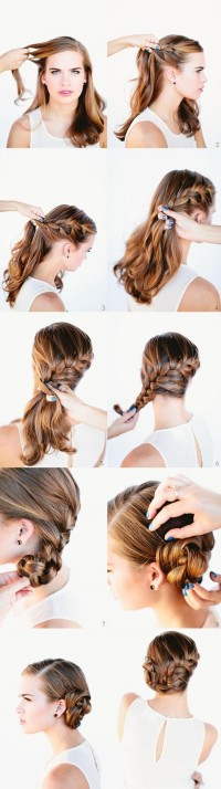 DIY Wedding Hairstyle DIY Projects | UsefulDIY.com
