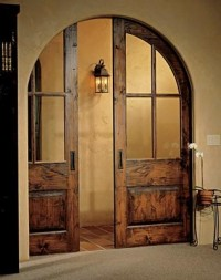 Home / Gorgeous pocket doors