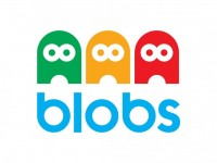 Blobs Vector Logo - COMMERCIAL LOGOS - Computers : LogoWik.com