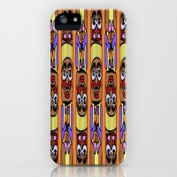 Totem iPhone Case by Veronica Ventress | Society6