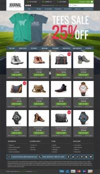 Journal, OpenCart Premium Shoes Bags Shop Theme | Premium Download