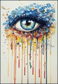 Colorful Art by Svenja Jodicke | Just Imagine – Daily Dose of Creativity