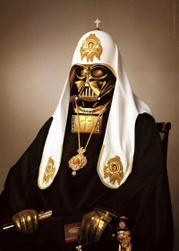 Dmitry Dyachkov's Pope Vader - CULT/RIOT
