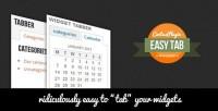 WordPress - Easy Tab Wordpress Widget | CodeCanyon