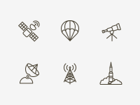 Push icons by Central