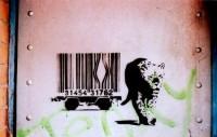 Banksy: London's stencil graffiti genius - Preoccupations